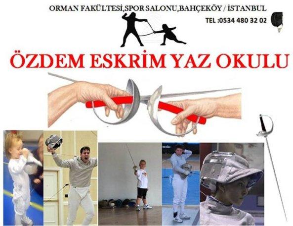 İstanbulda Eskrim Kursu