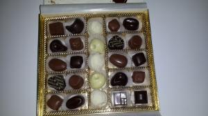 Çikolata Paketi